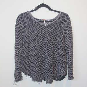 Free People Sweater size XS knitted